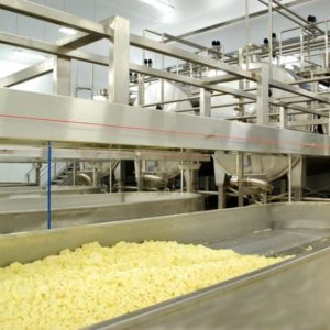 Cheese Production Category