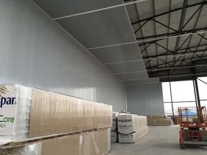 Wrights Food Group - Coldstore Construction