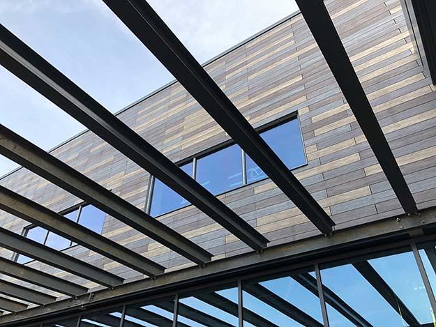 ISG Construction / Rainscreen Cladding