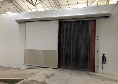 Coldstore Construction - VA Whitley